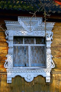 russian windows framing by chiveknap,
