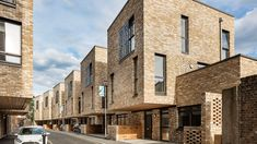 BuildingBPTW draws on historic references for a housing scheme in Greenwich, south London Architecture Today, Brick Architecture, Beautiful Architecture, Urban Village, Mews House, Brick Detail, Social Housing, Passive House, Expensive Houses