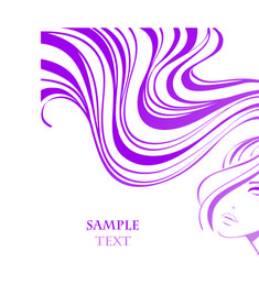 Fashion For > Hair And Beauty Vector