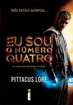 Eu Sou o Número Quatro, de Pittacus Lore.