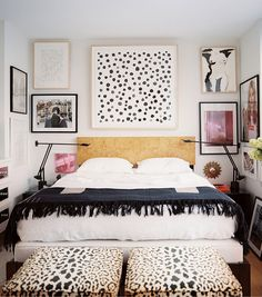 5 Ways to Style a Headboard #theeverygirl