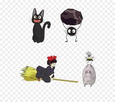 I Want To Watch All Of The Studio Ghibli Movies - Studio Ghibli . Use these free Studio Ghibli Png for your personal projects or designs. Studio Ghibli Characters, Studio Ghibli Movies, How To Make Stickers, Making Stickers, Memorial Tattoos, Kawaii, Anime Stickers, Totoro, Collage Art