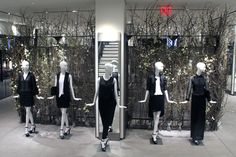 A look inside Zara's flagship store.