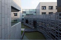 Gallery - Hangzhou Xiaoshan Linjiang Local Council Service Centre / BAU - 1