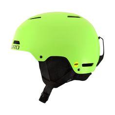 c262e66d148bc Giro Cr e MIPS Kids Ski Helmet - extra protection against impact  Snowboardozás