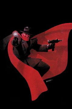 The Shadow by Kyle Baker