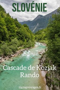Slap Kozjak Waterfall Walk (Slovenia) Photos + Video + Planning Tips : Slovenia Travel Guide Discover the mysterious Kozjak waterfall with a great easy walk in nature Incredible colors! Video, photos and tips to plan your visit Slovenia Travel, Visit Slovenia, Cool Places To Visit, Places To Travel, Destinations D'europe, Travel Photographie, Great Walks, Les Cascades, Voyage Europe