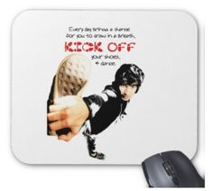 Everyday Brings  Mousepad  he ll be beside you even when your working/ watching movie/ reading ebook !