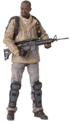 McFarlane Toys The Walking Dead TV Series 8 Morgan Jones Action Figure