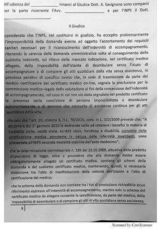 Studio Legale Buonomo - Diritto Previdenziale ed Assistenziale: Sempre sulle fatidiche crocette...