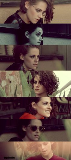 Kristen Stewart in ELLE UK