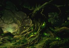case su alberi fantasy - Cerca con Google