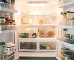 The Best Way to Organize Your Refrigerator #organize