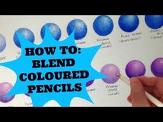 How to Blend Coloring Pencils | I Love Adult Coloring Books
