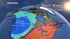 Polar vortex brings frigid weather to much of Canada — but relief is (almost) in sight Global News, Calgary, Montreal, Vancouver, Toronto, Environment, Bring It On, Canada, Weather