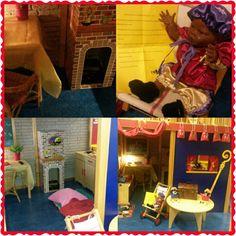 Huishoek is nu huis van Sinterklaas.