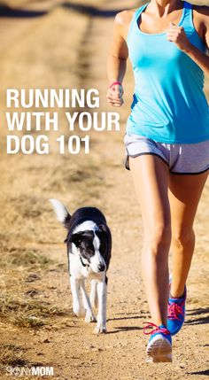 Get the skinny on running with your dog.