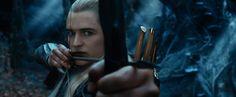 Orlando Bloom es Legolas