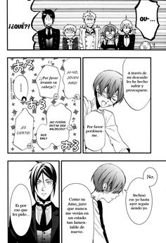 Read Kuroshitsuji That Butler, Disappointed. Kuroshitsuji That Butler, Disappointed. You could read the latest and hottest Kuroshitsuji That Butler, Disappointed. in MangaHere. Ciel Phantomhive, Good Manga To Read, Read Free Manga, Anime Manga, Anime Guys, Black Butler Manga, Sebaciel, Black Buttler, Black Butler Kuroshitsuji