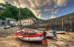 Clovelly, Devon