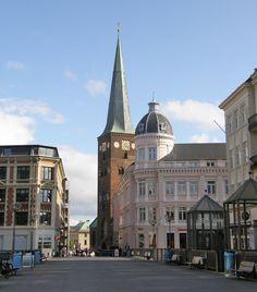Aarhus - Aarhus Domkirke