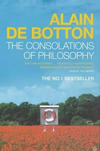 Alain de botton, The Consolations of Philosophy -- I loved this book. I think it may have changed my life a little. Books To Read, My Books, Philosophy Books, Life Problems, Mind Body Spirit, Love Book, Reading Lists, Nonfiction, Book Lovers