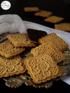 Gingerbread biscuit My Recipes, Sweet Recipes, Cake Recipes, Favorite Recipes, Delicious Desserts, Yummy Food, Winter Food, Christmas Desserts, Cakes And More