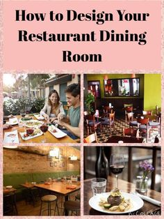 The basics of a restaurant layout include the entrance, waiting area, dining room, kitchen, bar and rest rooms.