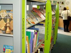 Bath Library Signs | Create Signs