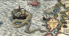 Sea Creatures from Folklore and Legend | HubPages