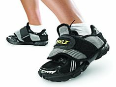 SKLZ Shoe Weights Variable Speed Trainers by SKLZ. $23.51. These shoe weights from SKLZ® turn your sneakers into a weighted training device for improving knee lift, jump height, speed and agility.