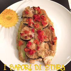 Filetto persico alla campagnola gratinato