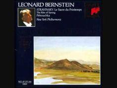 Stravinsky - La Consagración de la Primavera. Bernstein - NYPO - 1958