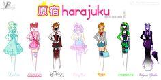 Anime Nippon~Jin - Kagi Nippon He: Harajuku Fashion Christmas Meet! 2015 - London, En...