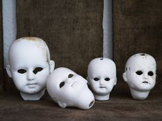 most people hate dolls.  i hate dolls.  i hate dolls on dark stormy nights when the lights go out. i hate dolls whose eyes bleed black. OMG I NEED these!