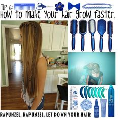 How to make your hair grow faster? of course I'm pinning this!