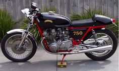 suzuki gs750cc cafe racer The possibilities are endless...............