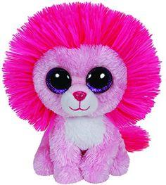 Ty Beanie Boos Fluffy - Pink Lion Ty http://www.amazon.com/dp/B00MGV9KXY/ref=cm_sw_r_pi_dp_qCIXvb00WEP7B