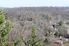 Our local hike - Rogersville, TN - town knob. When You Leave, Mountaineering, Knob, Hiking, Mountains, City, Pictures, Travel, Walks