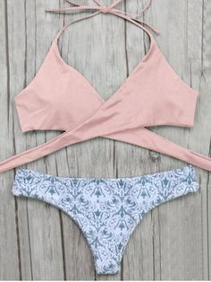 GET $50 NOW | Join RoseGal: Get YOUR $50 NOW!http://m.rosegal.com/bikinis/wrap-bikini-top-and-baroque-1063822.html?seid=8462994rg1063822