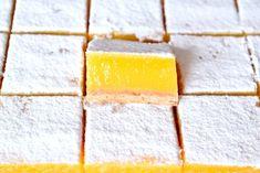 Lemon Bars (simpel recept!) - door Gwenn's Bakery Cookie Pie, Pie Cake, Lemon Bars, Cake Cookies, Bakery, Good Food, Food And Drink, Sweets, Snacks