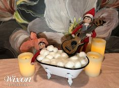 New Ideas for Elf on the Shelf - Christmas Tips The Elf, Elf On The Shelf, Christmas Traditions, Over The Years, Bubbles, Shelves, Traditional, Holiday, Fun