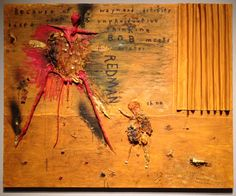 Shrapnel from the Skies: The Paintings of David Lynch