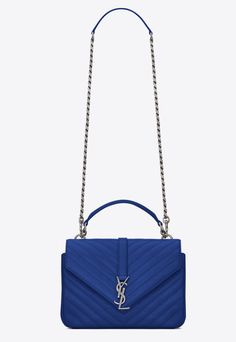 5405aa2c885 My Everything Ysl College Bag Medium, College Bags, Saint Laurent College  Bag, Saint