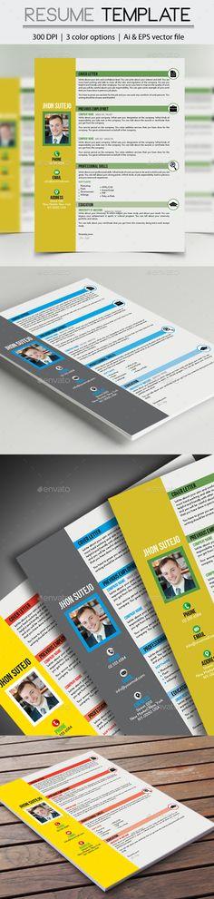 Resume \/\/ u0027Zoom 1u0027 Theme \/\/Customizable\/\/Professional Architecture - interior design resume template