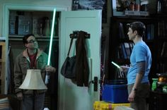 'You call THAT a glow stick??'