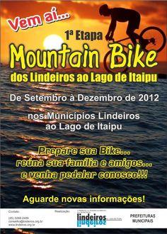 1a Mountain Bike dos Lindeiros ao Lago de Itaipu.