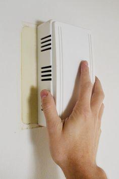 Replacing An Ugly Doorbell
