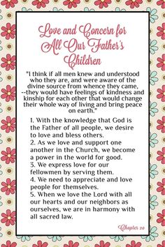 All kinds of LDS Printables from Relief Society to Family Home Evenings