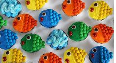 Love the fish!